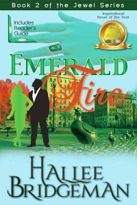 Emerald Fire, Book 2 of the Jewel Series