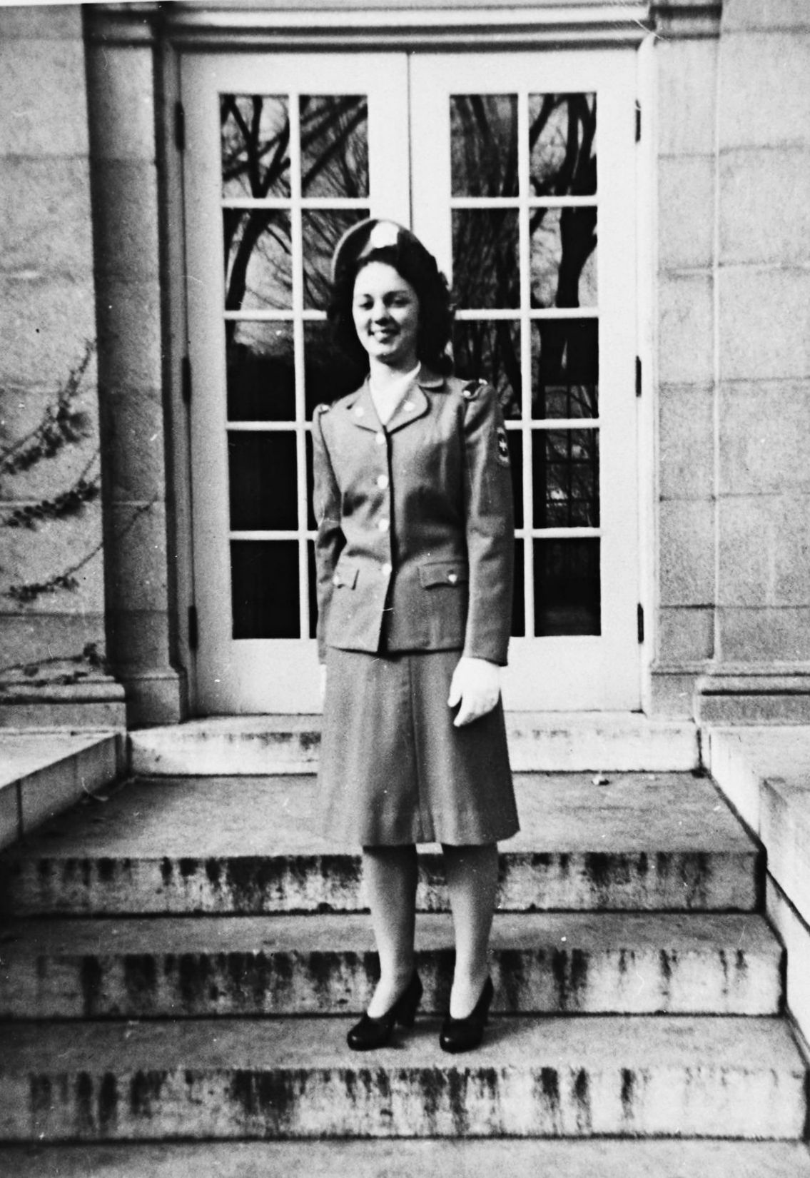 Cadet Nurse Marguerite V. Clodfelter (circa 1944)