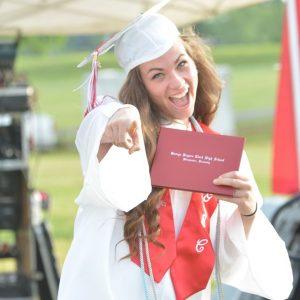 kaylee graduating