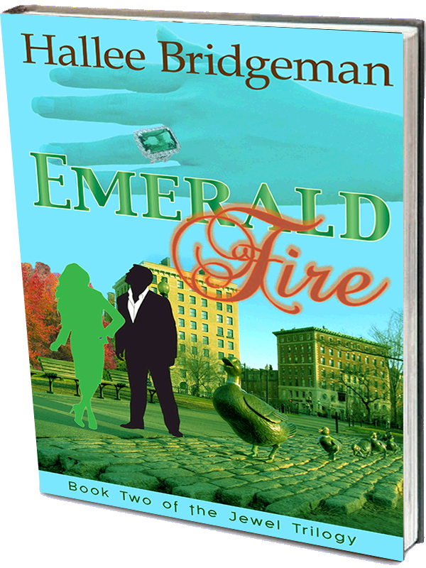 Emerald Fire, The Jewel Trilogy Vol 2