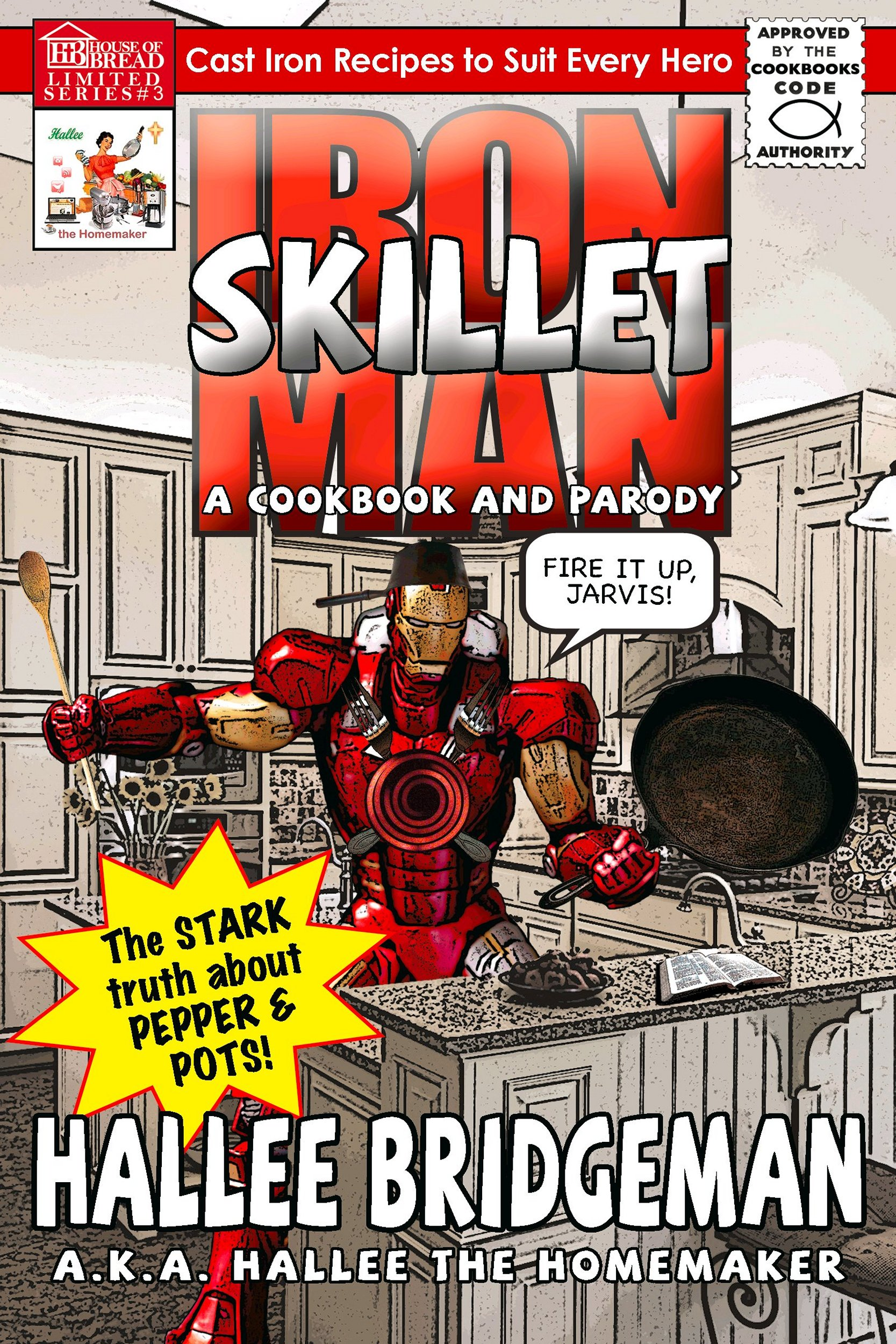 Iron Skillet Man
