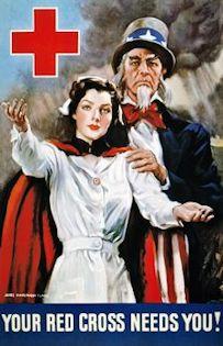 nurses_american-red-cross-unclesam-wwii