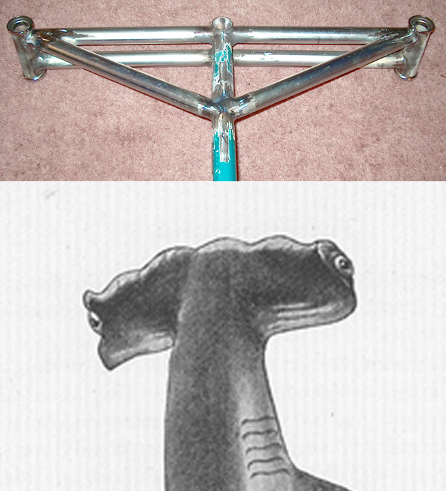 hammerhead design