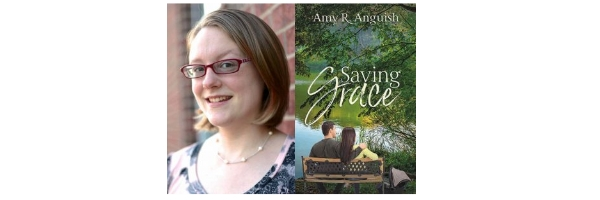 Interview with Amy Anguish and a Giveaway!