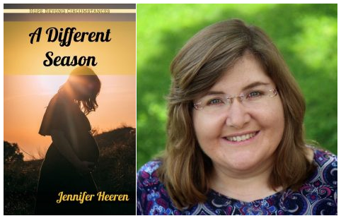 An interview with Jennifer Heeren and a Giveaway!