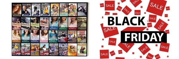 Black Friday Sale – Books Make Great Gifts!