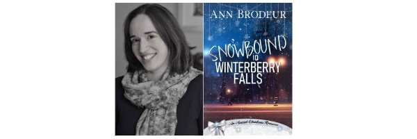 Interview with Ann Brodeur and a Giveaway!