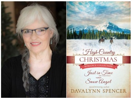 Interview with Davalynn Spencer and a Giveaway!