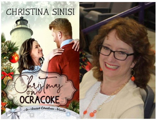 Interview with Christina Sinisi and a Giveaway!
