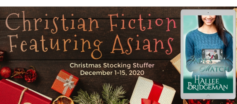 Christian Fiction Featuring Asians