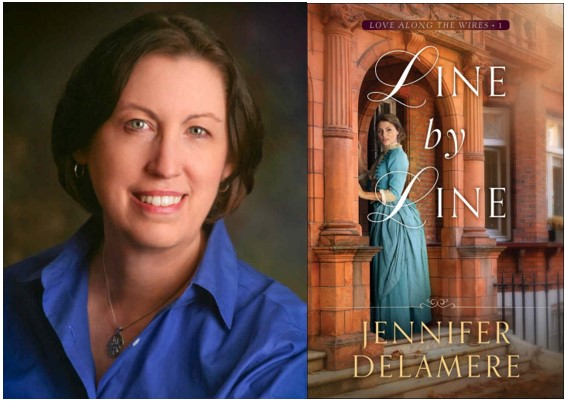 Interview with Jennifer Delamere and a Giveaway!