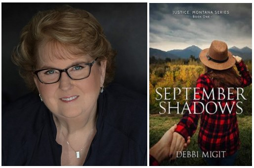 Interview with Debbi Migit and a Giveaway!