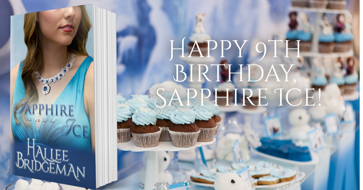 Save 50% on Sapphire Ice!