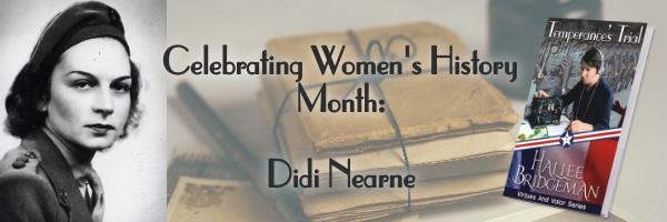 Celebrating Women's History Month: Didi Nearne