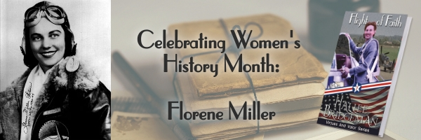 Celebrating Women's History Month: Florene Miller