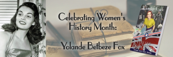 womens history month yolande bebeze fox