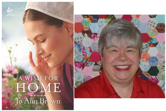 Interview with Jo Ann Brown and a Giveaway!