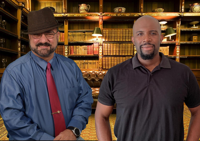 Gregg Bridgeman & JP Robinson