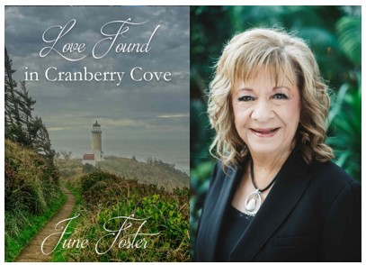 Interview with June Foster and a Giveaway!