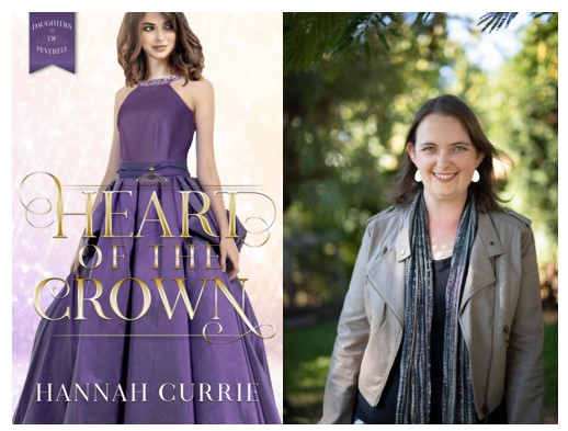 Interview with Hannah Currie and a Giveaway!