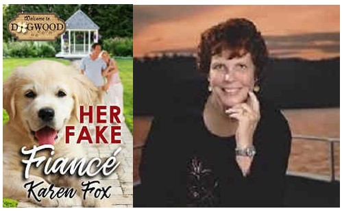 Interview with Karen Fox and a Giveaway!