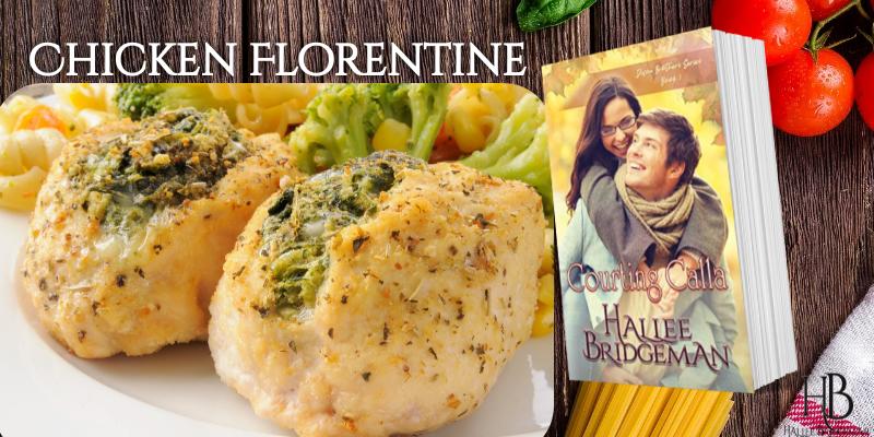 Calla's Chicken Florentine
