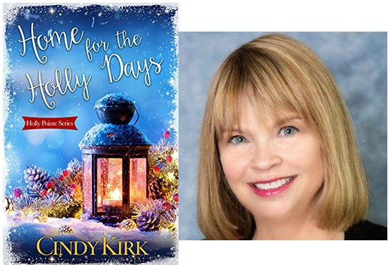 Interview with Cindy Kirk and a Giveaway!