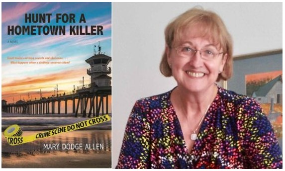 Interview with Mary Dodge Allen and a Giveaway!
