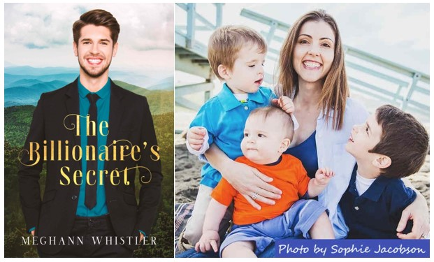 Interview with Meghann Whistler and a Giveaway!